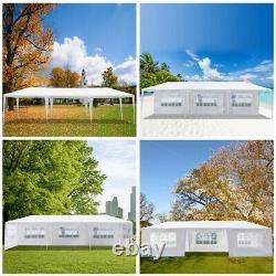 10'x10' 10'x20' Party Wedding Tent Outdoor Gazebo Heavy Duty Pavilion Events