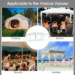10'x20' Outdoor Party Wedding Tent Heavy Duty Canopy Gazebo Pavilion Event