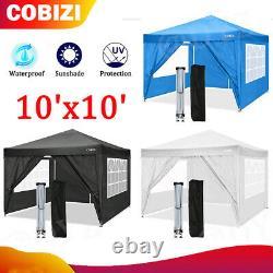 10'x 10'x20' EZ Pop UP Party Tent Outdoor Canopy Fashion-Gazebo Wedding Canopy