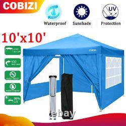 10'x 10'x20' EZ Pop UP Party Tent Outdoor Canopy Folding Gazebo Wedding Canopy-=
