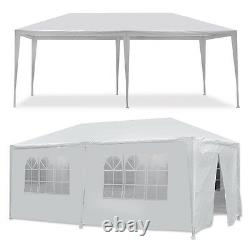 10' x 20' Canopy Tent Gazebo Pavilion Event Patio Wedding Party Outdoor Tent NEW