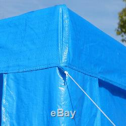 10' x 20' Outdoor Party Tent Wedding Patio Awning with 4 Side Walls