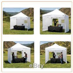 10x10 Canopy Tent Pop up Canopy Outdoor Market Gazebo BBQ Craft Fair Canopy Tent