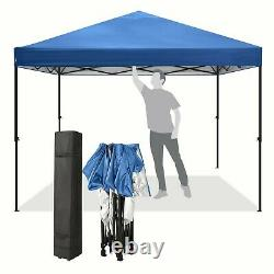 10x10ft Commercial Pop UP Canopy Party Tent Folding Waterproof Gazebo Outdoor US