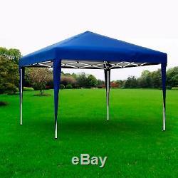 Adjustable 10x10 Outdoor Wedding Pop Up Canopy Tent Waterproof Gazebo Tent