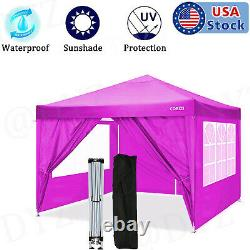 Cobizi 10'x10' 2IN1 Outdoor Canopy Tent, Canopy an-Gazebo Portable Party 6Colors
