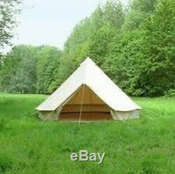 Garden Gazebo Tent Canopy Cotton Event Outdoor Tarp Party Sunshade Shelter Tents