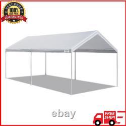 Heavy Duty Portable Garage Canopy Tent 10 x 20 Outdoor Gazebo Party Shelter