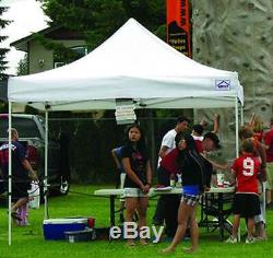 Impact Canopy 10x10 EZ Pop Up Canopy Tent Outdoor Wedding Party Folding Gazebo