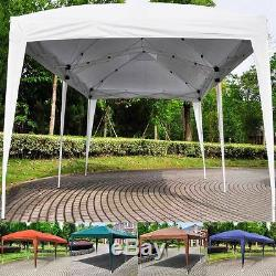 Outdoor Canopy 10x20' Pop Up Party Tent Folding Gazebo READ LISTING PLEASE
