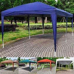 Outdoor Canopy Your choise 10x20' Pop Up Party Tent Folding Gazebo CarryBag