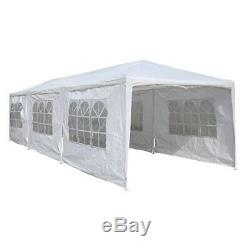 Outdoor Carport Garage Canopy Tent Shelter Storage 30 x 10 x 8.5 Portable Event