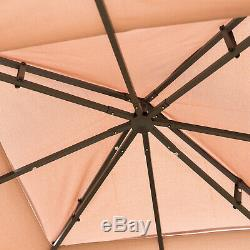 Outside Deck Steel Pagoda Party Awning with Beautiful Elegant Square Design