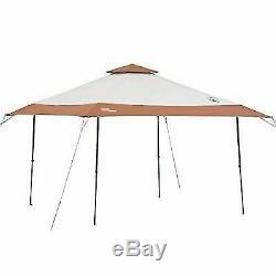Patio Canopy Tent 13 x 13 Ft Outdoor Shelter Steel Garden Backyard Gazebo