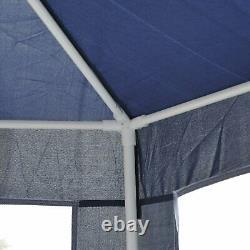 Patio Gazebo Mesh Screen Room 13 x 13 ft Outdoor Garden Canopy Tent Shelter