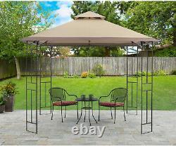 Patio Tent Canopy Backyard Sunshade 10 x 10 Gazebo Outdoor Shelter Party Shade