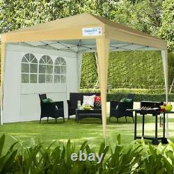 Quictent 10x10 Party Tent Wedding Patio Gazebo Folding Outdoor EZ Pop Up Canopy