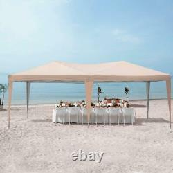Quictent EZ Pop Up Canopy 10x20 FT Outdoor Wedding Party Tent Folding Gazebo US