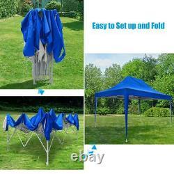 Quictent Heavy Duty 10x15ft Pop Up Canopy Outdoor Folding Patio Gazebo Tent US