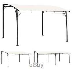 VidaXL Garden Sunshade Awning Gazebo Outdoor Tent Shelter Multi Colors/Sizes